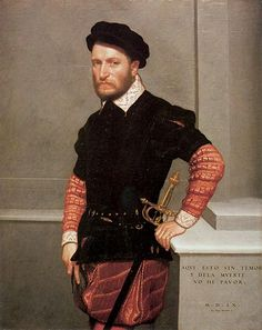 Giovanni battista Moroni, Don Gabriel de la Cueva, Count of Albuquerque, Belrin