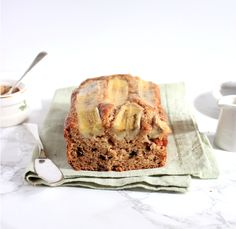 The Candid Kitchen: Applesauce banana loaf [Dairy Free]