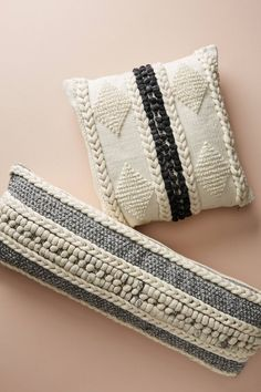 Shop unique accent pillows aplenty—from feminine to boho to floral printed styles, Anthropologie has a wide selection. Shop our accent pillows today. Boho Pillows, Diy Pillows, Accent Pillows, Decorative Pillows, Throw Pillows, Lumbar Pillow, Anthropologie Pillows, Bookcase Styling, Room Wall Decor