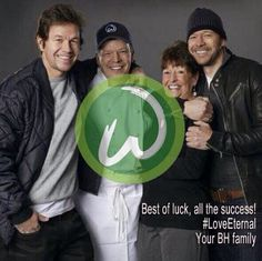 Wahlburgers....don't you just love Mrs. Alma?!