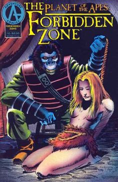 Planet of the Apes: Forbidden Zone 2