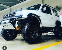 Suzuki Sj 410, Jimny 4x4, Jimny Sierra, Jimny Suzuki, Bull Bar, Offroad, Samurai, Jeep, Monster Trucks