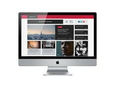 Indeksonline   Web Portal & Magazine  more about the project : http://www.behance.net/gallery/Indeksonline-Web-Portal-Magazine/8734779