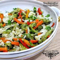 Winter Salad Recipe with Vegetables Healthy Recipe Videos, Healthy Salad Recipes, Healthy Snacks, Healthy Eating, Winter Salad Recipes, Diet And Nutrition, Vegetable Recipes, Food Videos, Herbalism