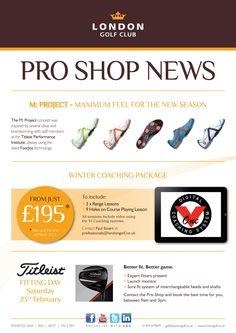 Pro-Shop News