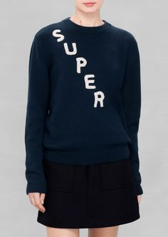 & Other Stories | Super Sweater