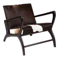 To add a sense of drama we have selected a hand crafted chair upholstered in natural cowhide, designed by Alexander Satorni. The beauty can be seen in the detail Coffee Colour, Blended Coffee, Colour Inspiration, Upholstered Chairs, Drama, Luxury, Detail, Natural, Color