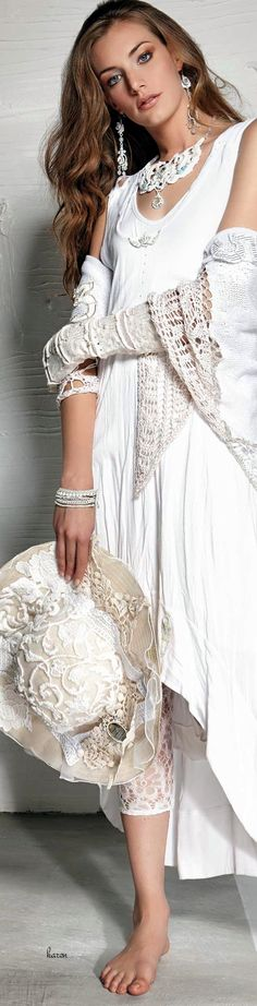 boho white. For more followwww.pinterest.com/ninayayand stay positively #inspired