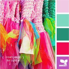 Design Seeds - Love the color palettes!