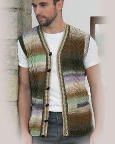 Совместное вязание мужского свитера | Енотиха Дундага (латвийская Кауни)) | ВКонтакте