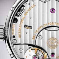 It's said to be one of the world's most intricate, dedicated professions. IWC's Christian Bresser reveals some secrets on how to become a watchmaker. Iwc, Rolex Watches, How To Become, Money, World, The World, Peace, Earth, Silver