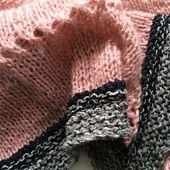 Ravelry: PukVossen's Zoetstoere shawl