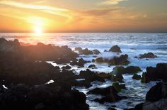 Sunset - Pacific Grove, CA