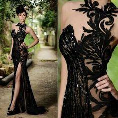 Вдохновение - платья арабских дизайнеров | 72 фотографии