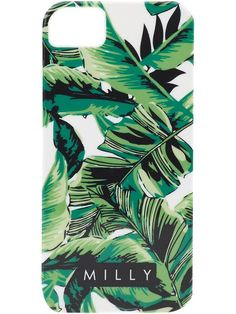 {Milly Banana Leaf Print Iphone 5 Case}