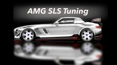 "Mercedes AMG SLS""how to draw a various cars"""