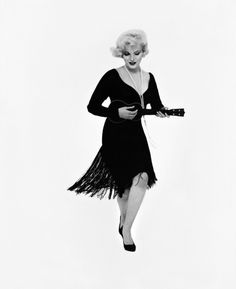 Marilyn Monroe - Certains l'aiment chaud (Some Like it Hot), 1959.