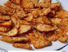celerove platky Healthy Cooking, Healthy Snacks, Czech Recipes, Ethnic Recipes, Vegetable Recipes, Vegetarian Recipes, Low Carb Recipes, Healthy Recipes, Home Food