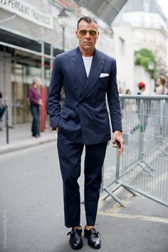Street Style Aesthetic » Blog Archive » Paris – George Cortina