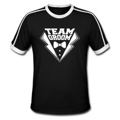Team Groom, Style Sportif, Chic Et Choc, T Shirt, Future, Men, Supreme T Shirt, Tee Shirt, Tee