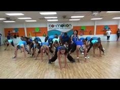 """FIREBALL"" @pitbull (Choreo by Kelsi) - YouTube"