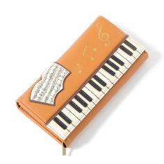 At Collection Piano Wallet