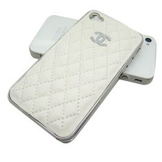 Iphone 4 Chanel Case