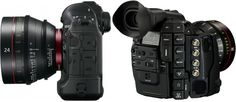 Canon unveils EOS-1D C and C500 4K Cinema cameras, two new lenses ahead of NAB (updated) -- Engadget