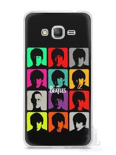 Capa Samsung Gran Prime The Beatles #3 - SmartCases - Acessórios para celulares e tablets :)