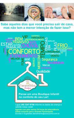 Banner desenvolvido para apresentar o serviço de atendimento personalizado da Loja Cacauzinha Boutique.  https://www.facebook.com/cacauzinha.boutique