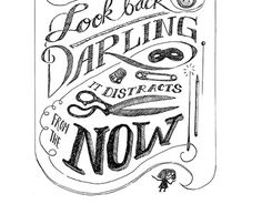 "Check out new work on my @Behance portfolio: ""I Never Look Back Darling"" http://be.net/gallery/35065237/I-Never-Look-Back-Darling"