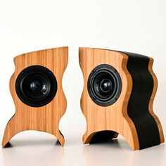 Serene Audio was established out of our passion for music and hifi, and because we felt desktop/computer speakers available today are not keeping up with the advances… Desktop Speakers, Stereo Speakers, Desktop Computers, Wooden Speakers, Bookshelf Speakers, Audio Design, Speaker Design, Passive Speaker, High End Audio