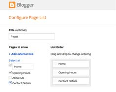 Blogger Buzz: Making it easier to manage pages on your blog http://buzz.blogger.com/2014/02/making-it-easier-to-manage-pages-on.html