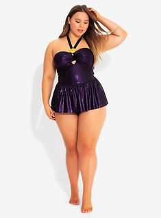c781d1bda29e4 Disney The Little Mermaid Ursula Swimsuit Plus SizeDisney The Little Mermaid  Ursula Swimsuit Plus Size