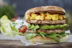 San Jose hamburger