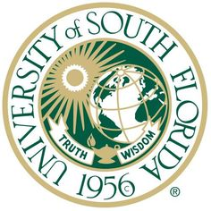 USF - University of South Florida Bulls seal