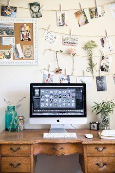 Roteiro e inspirações para montar o seu home office.