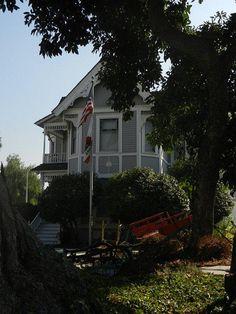 California -- Los Angeles County -- Norwalk -- Darius David Johnston House
