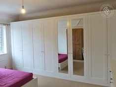 shaker wardrobes designed, built and installed to any size