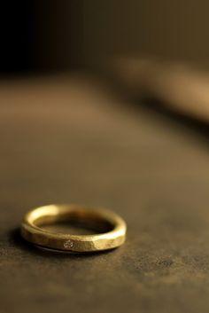 Brass Zirconia Ring 3mm - IRRE