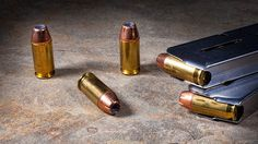 Most of today's criminals don't work alone. Is your home-defense gun's magazine capacity up to the task? #guns #self-defense #handgun #2A #2ndAmendment #FearAndLoading #ammo #ammunition