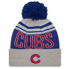 Chicago Cubs Winter Blaze Knit Cap by New Era | SportsWorldChicago.com  #ChicagoCubs @cubsbaseball