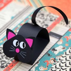 25 Curiously Cute Cat Crafts For Kids – Play Ideas