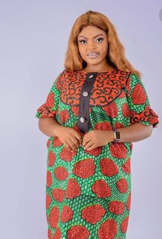 African Dresses For Women, African Fashion Dresses, Ankara Styles, Ivy, Cold Shoulder Dress, Couture, Model, African Dress, Traditional African Clothing