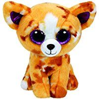 Ty - TY37171 - Beanie Boo's - Peluche Pablo Chihuahua 15 cm
