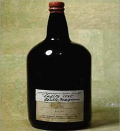 1865 Chateau Lafite  $27,000