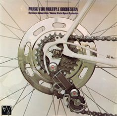 Vienna State Opera Orchestra - Music for Multiple Orchestra LP