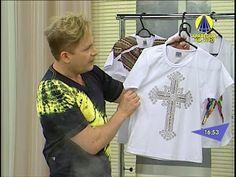 Santa Receita | Dicas para customização de camiseta com Caio Von Vogt - ...