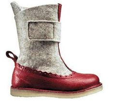 trippen girl's boots - if I ever have daughters, they will spend fall and winter in awesome boots like their mama!