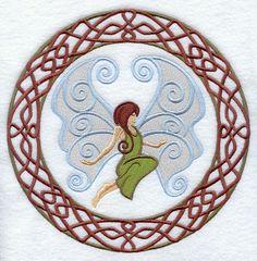 Celtic Fairy Circle
